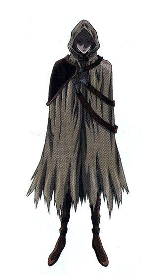 Ilena in witch cape