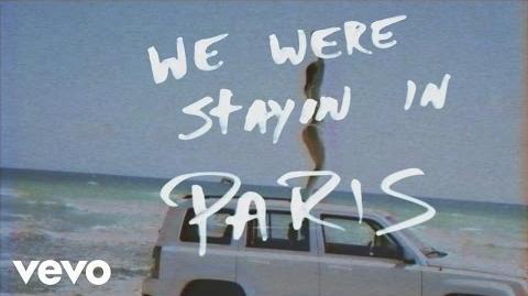 The Chainsmokers - Paris (Lyric)
