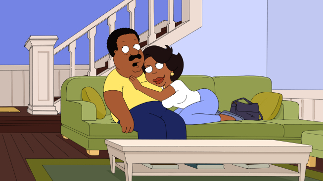 the cleveland show woman naked