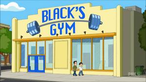 Blacks Gym