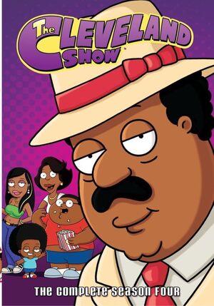 Cleveland Season 4 DVD