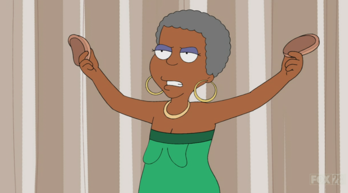 Donna Tubbs-Brown | The Cleveland Show Wiki | Fandom powered by Wikia