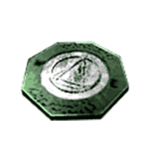 Viride medallion