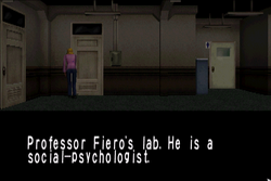 Professor Fiero