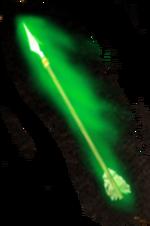 Repellant Arrow