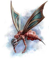 Mordun clockwork wasp