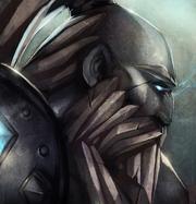 Self-forged Mordun