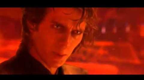 I have failed you Anakin.