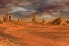 Geonosis battlefield