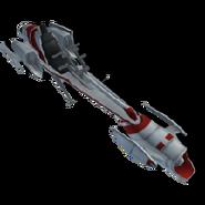Red Stripe BARC Speeder