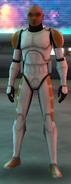 Yellow Trooper armor