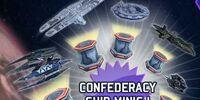 Confederacy Ship Minis