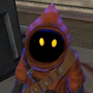 The Jawa Salesman I deal with.