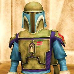Malek's, third Mandalorian armor, and first Death Watch Armor. (22 BBY-20 BBY)