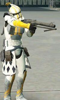 Commander Nix