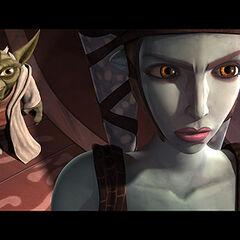 Coming Soon: Aayla tells Yoda she needs to take a