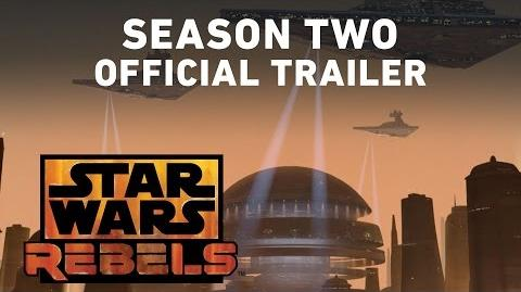 Star Wars Rebels Season Two Trailer (Official)-0