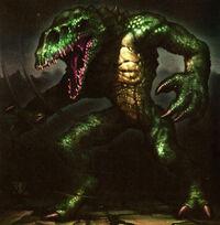 The Storm Beast on Malachor IV