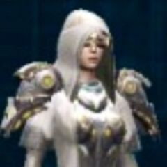 Rayanna Grace (Drago), my mother in her battle armor.