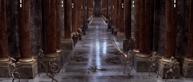 Theed Palace Battle
