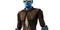 August 2012's Featured Character