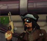 Commander Shox Character 90