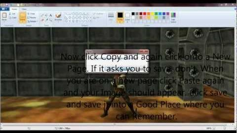 CWA Character Wiki Tutorial Making Pictures