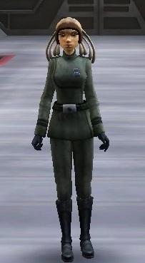 Alyi Cocola, Republic Admiral
