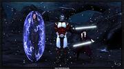 Ren Ion, Ahsoka Ion, and Sarria Ion by Crimsonight