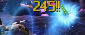Gram-Umbaran force blast