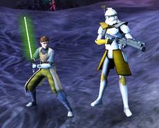 Gram-Umbara ARC Trooper
