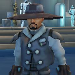A'dens second Bounty Hunter gear worn when not wearing his beskar'gam