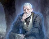 Obi-Wan Force ghost SWG PoV