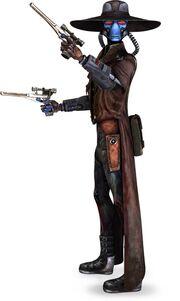 The Bounty Hunter Cad Bane