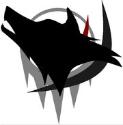 Wolf emblem by Rojas the Black Wolf