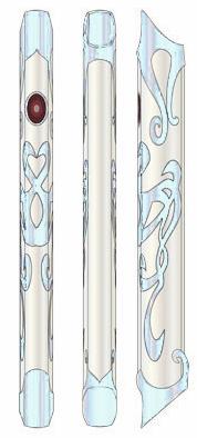 Reira's lightsaber design
