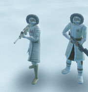 Atom and Drive on Hoth