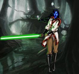Jedi Xra.