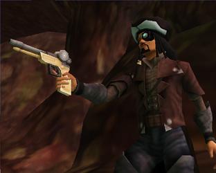 Commander Shox Character 16