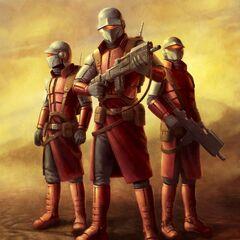 Nimbus Commandos