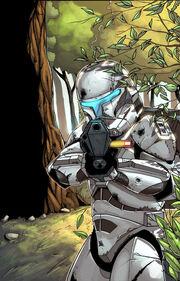 Republic Commando Colored by rageli