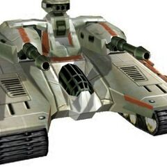 Echo Squad Heavy Artillery Tanks (HAT/ESHAT)