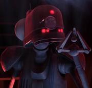 EV droid interrogator