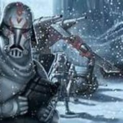 Ridge's Snowtrooper Gear
