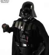 Vader without hand