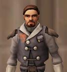Luke Docker Mercenary outfit