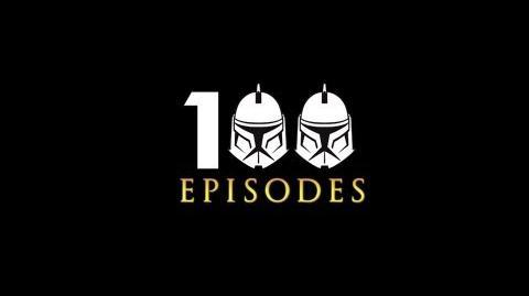 Star Wars The Clone Wars Celebrates 100 Episodes