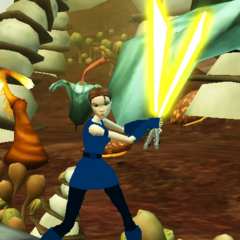 Jess around the time of the Battle of Umbara, age 21 (21BBY)