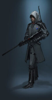 SWTOR Imperial Agent Art