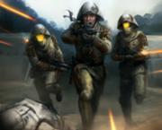 Esvald's Militia - Trooper